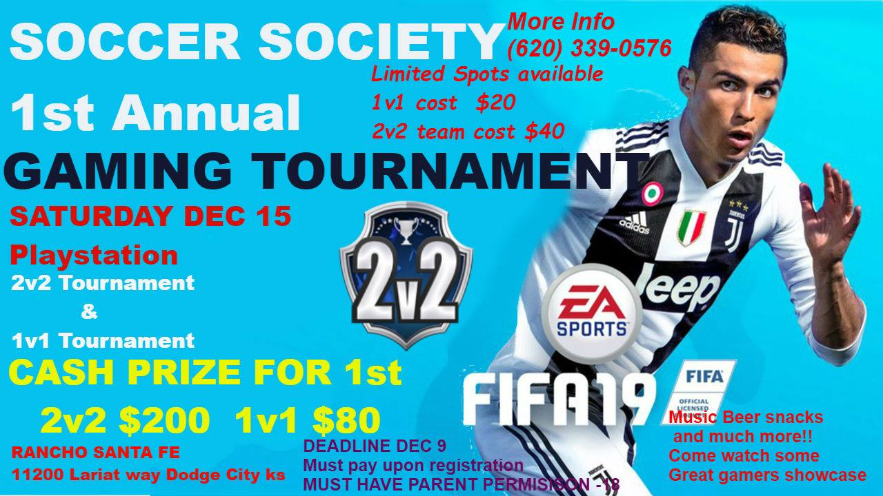 Fifa PlayStation Tournament