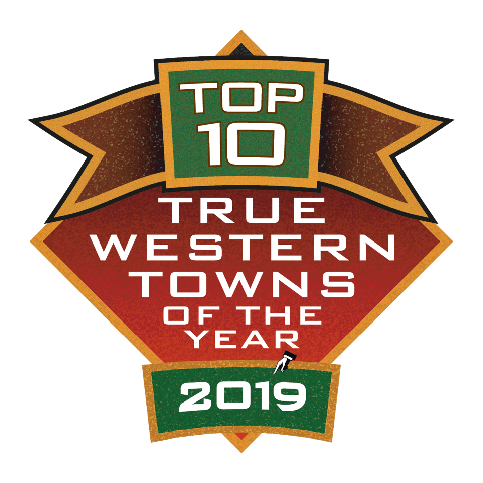 True West Top Town Logo 2019