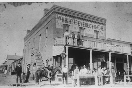 Historic Dodge City