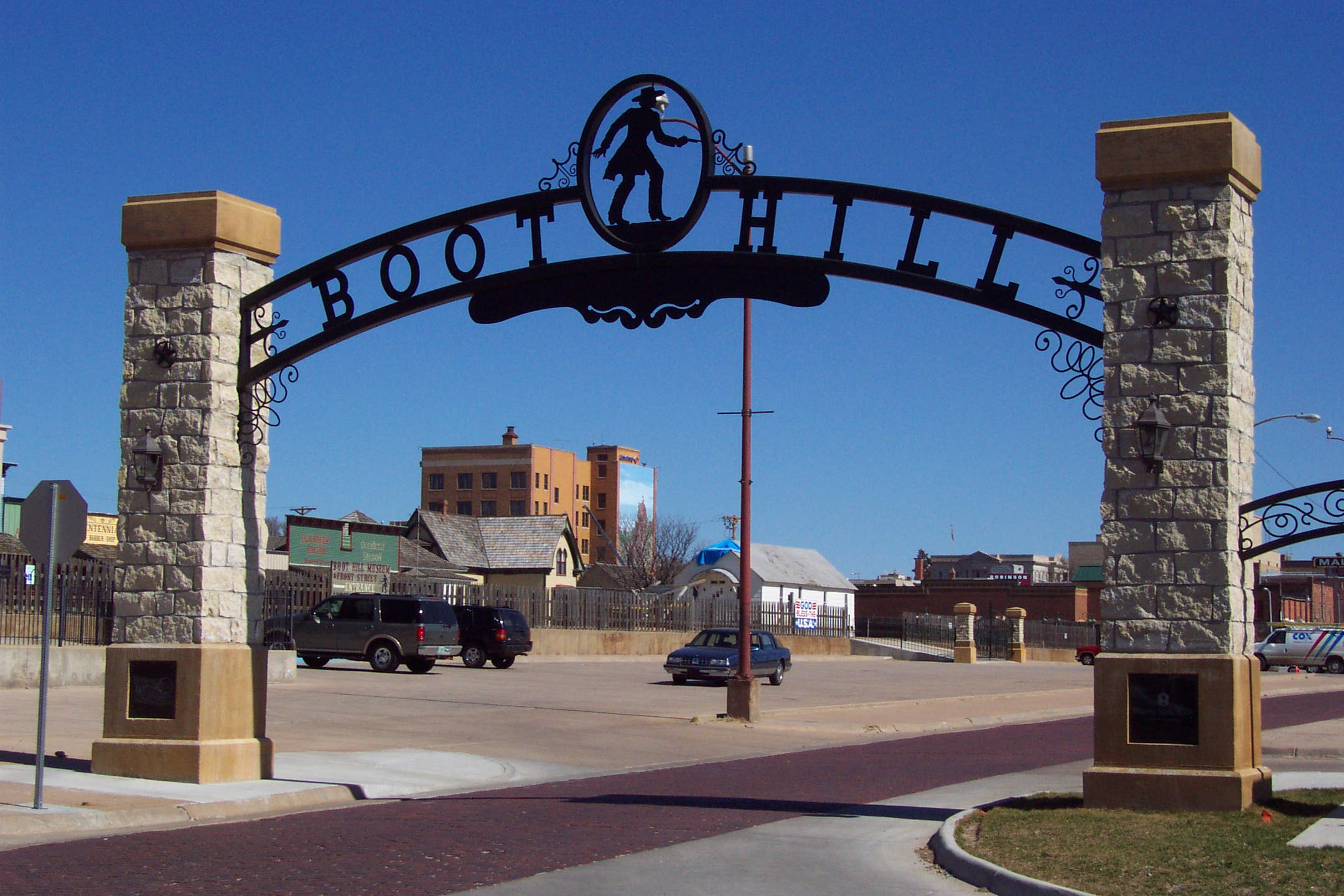 Boot Hill Entry