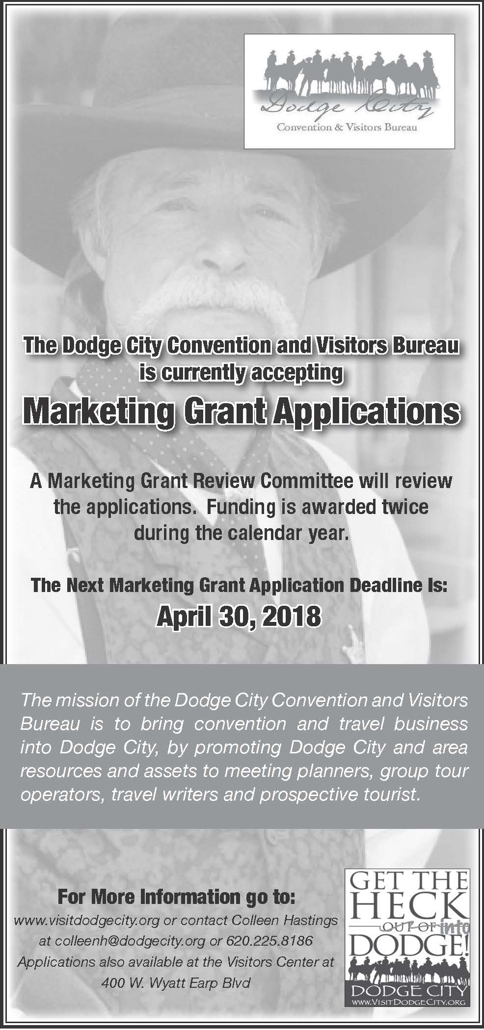 Marketing Grant