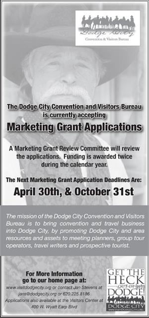Marketing Grant Ad