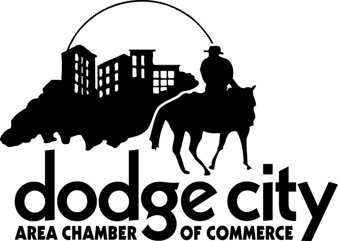 Dodge City Chamber of Commerce logo