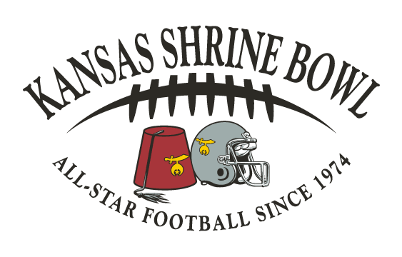 Kansas Shrine Bowl Logo