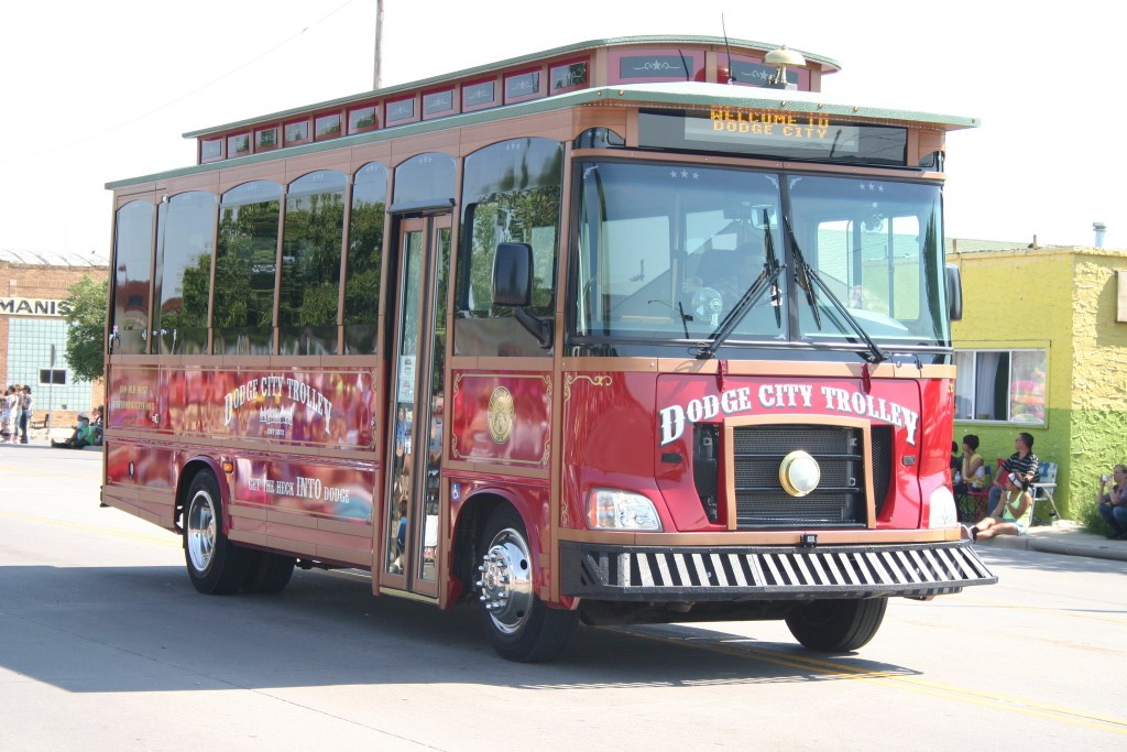 Historic Trolley Tours- Red Trolley