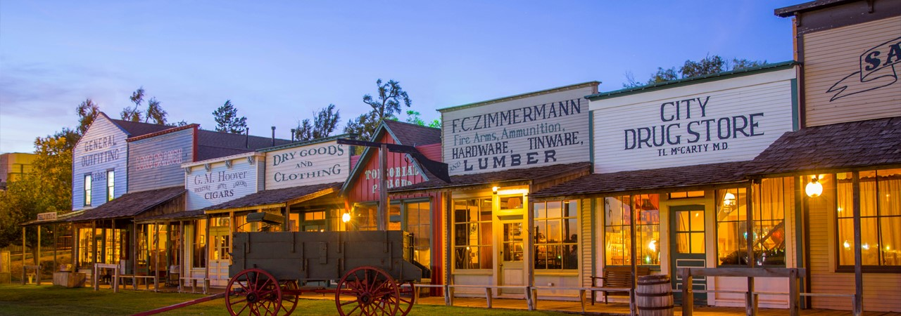 Boot Hill Museum Summer Specials