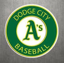 Dodge City A's Logo
