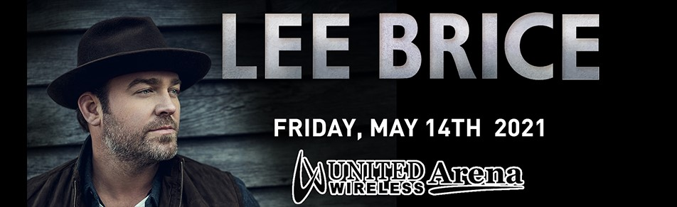 Lee Brice Reschedule UWA
