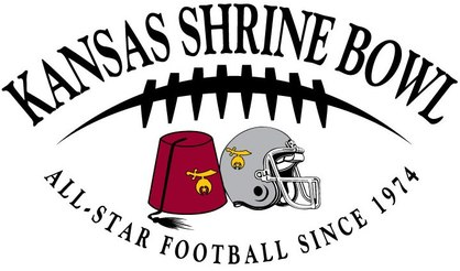 Shrine Bowl Logo